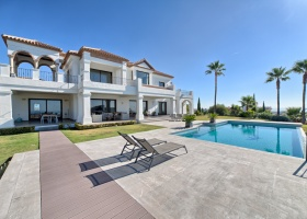 Spain,Los Flamingos Golf,Marbella West,5 Bedrooms Bedrooms,3 BathroomsBathrooms,Villa,1172