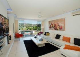 Big living room at villa for sale inb Marbella