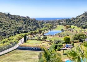 See view at Lomas de la Quinta Marbella Spain