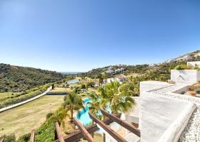Meerblick in Marbella Spanien