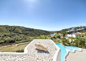 Gold view La Quinta Marbella Spain