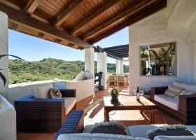 Duplex penthouse for sale, Lomas de la Quinta, Benahavís, Marbella West, Cotsa del Sol, Spain.