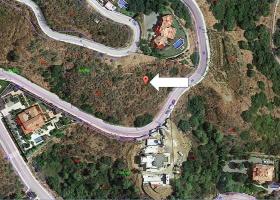Grundstück mit Meerblicl in Monte Mayor Marbella Spanien