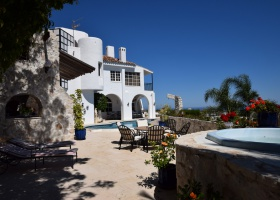 villa, for sale, sea view, pool, El Herrojo Alto, Marbella West, La Quinta Golf, Costa del Sol, Malaga, Spain