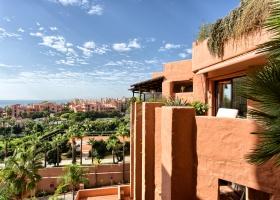 frontline bach, Hotel Kempinski Bahi, Estepona, apartment, for sale, Marbella, Costa del Sol, Spain.