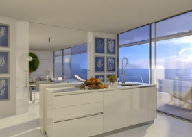 Villas apartments and penthouses for sale at The Edge Estepona Marbella West
