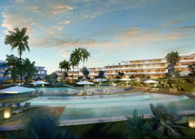 Modern apartments for sale at The Edge Estepona Marbella