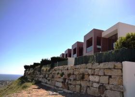 townhouse, for sale, modern, contemporary, design, sea view, Alqueria, Marbella, Cost del Sol, Spain.