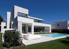 Modern new Design villa for sale at Casasola Guadalmina Mar