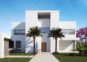 Modern villas for sale at Casasola Guadalmina