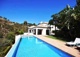 Villa for sale at La Quinta Marbella