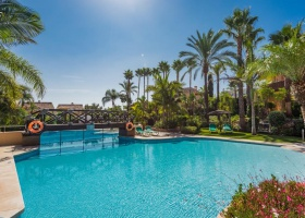 Penthouse for sale at Rio Real Golf Gardens Marbella