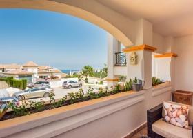 Frontline Golf apartment for sale at Miraflores Golf Mijas Marbella