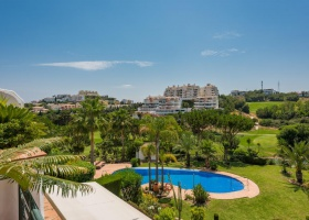 Frontline Golf apartment for sale at Miraflores Golf Mijas Marbella