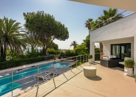 Modern Villa for sale at Nueva Andalucia Marbella