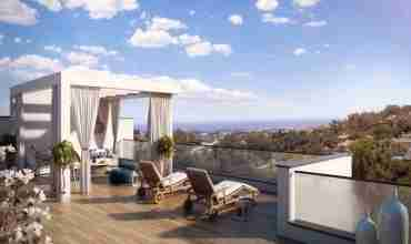 Modern apartments for sale at La Quinta Benahavis