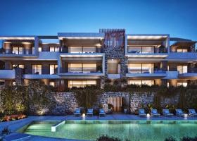 Modern apartments for sale at Olivos Real de la Quinta