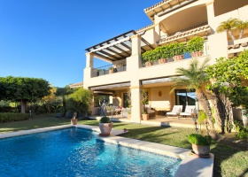 Villa for sale at Aloha Park Marbella