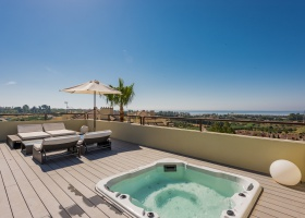 Penthouse for sale at Selwo Hills Estepona