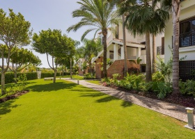 Penthouse for sale at Palm Gardens Estepona