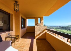 Penthouse for sale in Mijas Calanova Golf