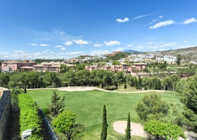 Apartment for sale at Los Flamingos Golf Marbella