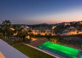new, villa, modern, for sale, La Alqueria, Marbella, Costa del Sol, Spain