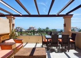 Penthouse for sale at Los Flamingos Golf Marbella