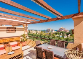 Penthouse for sale in Los Flamingos Golf Resort