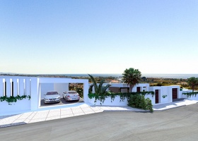 Villa The View for sale at Estepona Marbella West
