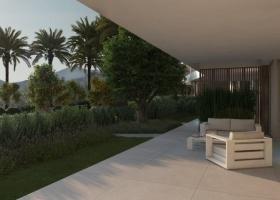 modern, design, apartment, penthouse, sea view, for sale, Los Arqueros Golf, Benahavis, Marbella, Costa del Sol, Spain