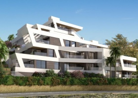 Luxury apartments Orion for sale at Rio Real Marbella