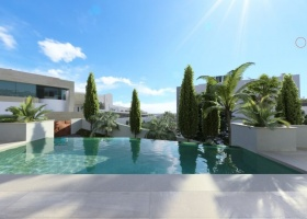 Modern villa for sale at El Herrojo Alto La Quinta Marbella