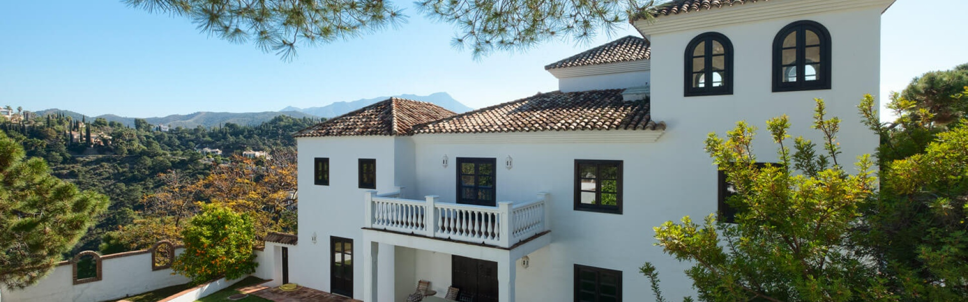 Villa for sale at El Madronal Marbella