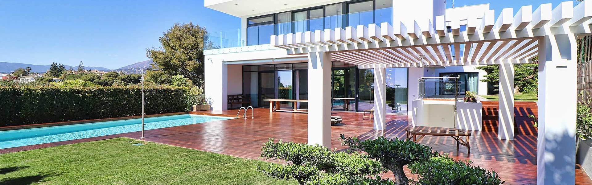 Modern Design Villa for sale in Nueva Andalucia